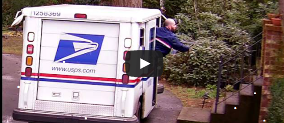USPS Package Toss!